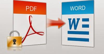تحويل الملف من word الى pdf بدون برامج