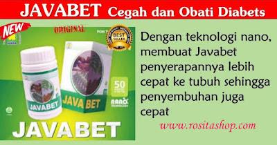 jual khasiat manfaat javabet herbal diabetes