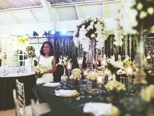 A fairy tale Wedding theme by Hizon's Catering