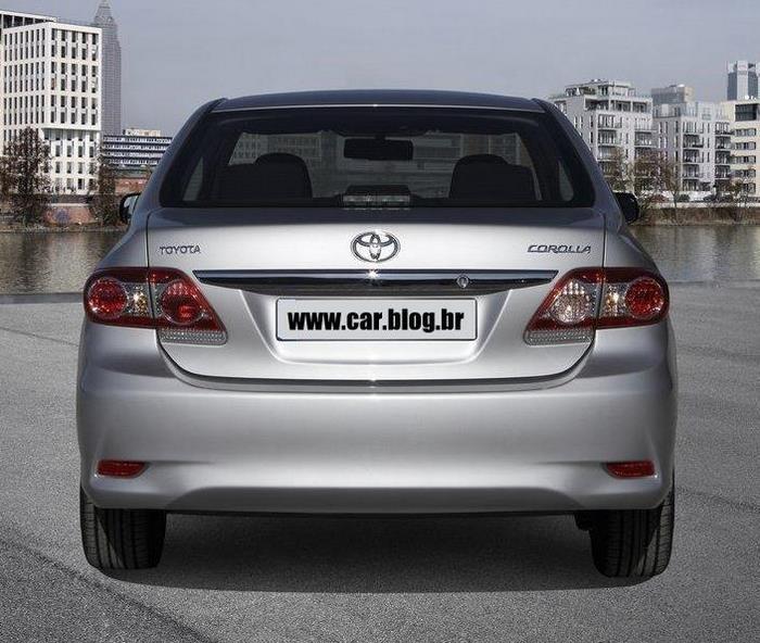 Gli Toyota 2018 >> Análise do Toyota Corolla 2012: preço, consumo e ficha técnica | CAR.BLOG.BR