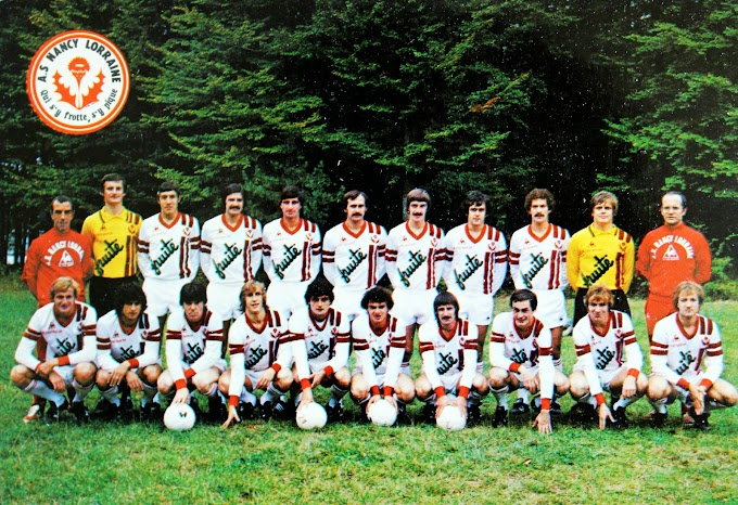 A.S NANCY-LORRAINE 1978-79.