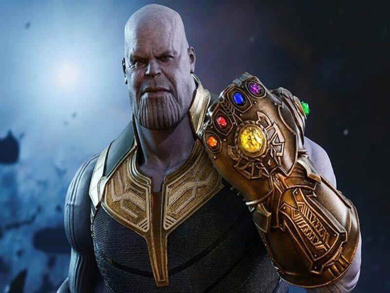 Kisah Hidup Thanos