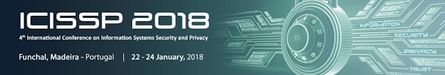 iMAGEN DE Conferencia Internacional Sistemas de Seguridad de la Información y Privacidad ICISSP