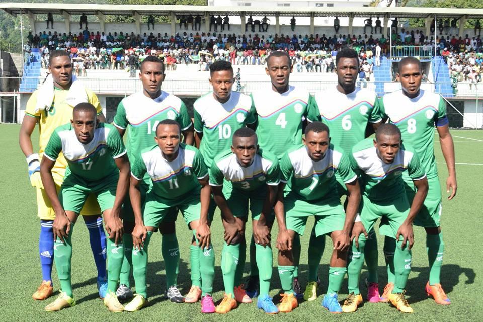 CHAN 2018 : Les Comores disposent du Lesotho et prennent une bonne option
