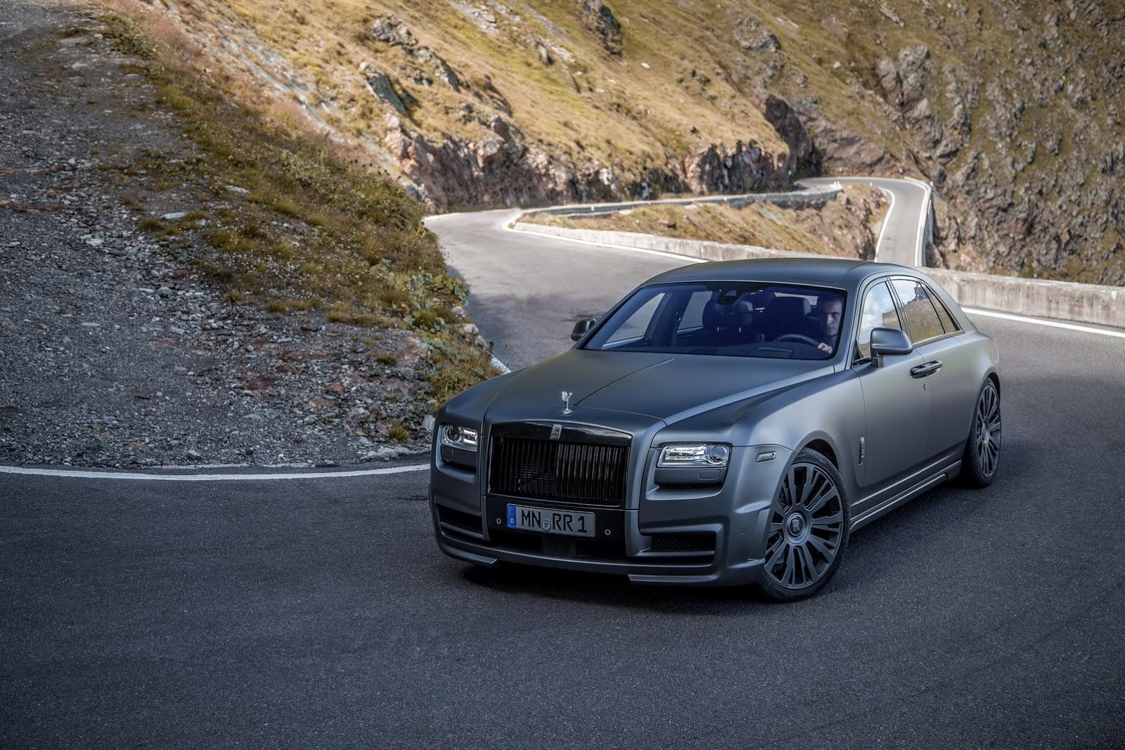 3d Wallpaper Classic Car Novitec S Spofec Gives Rolls Royce Ghost Up To 699hp