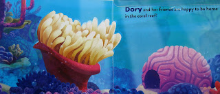Finding Dory An Ocean Adventure Magnetic Board Book