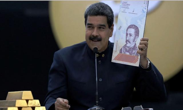 Agarre dato: régimen de Maduro se alista para anunciar nuevo aumento salarial