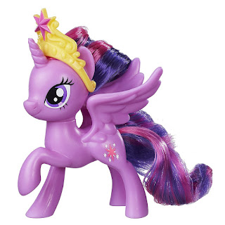 MLP Reboot Series Single Wave 1 Twilight Sparkle Brushable