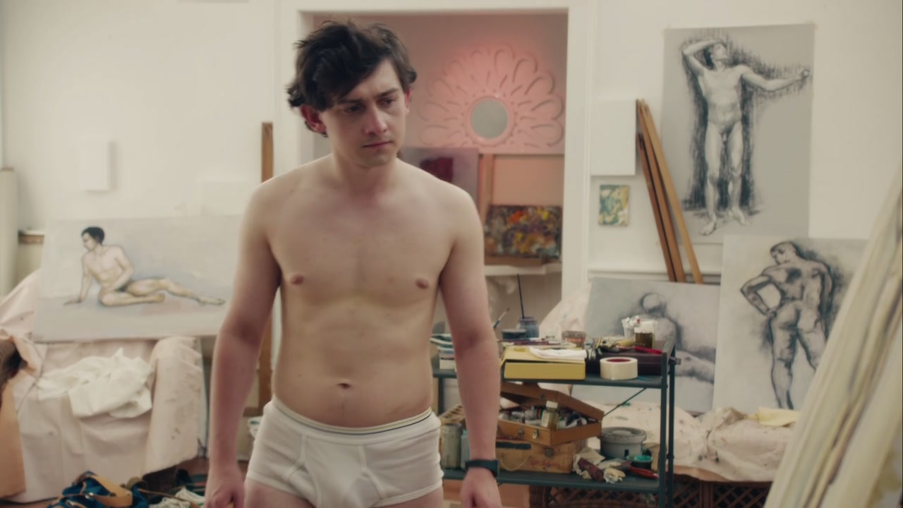 RESTITUDA1'S WORLD OF MALE NUDITY: Craig Roberts in series ...