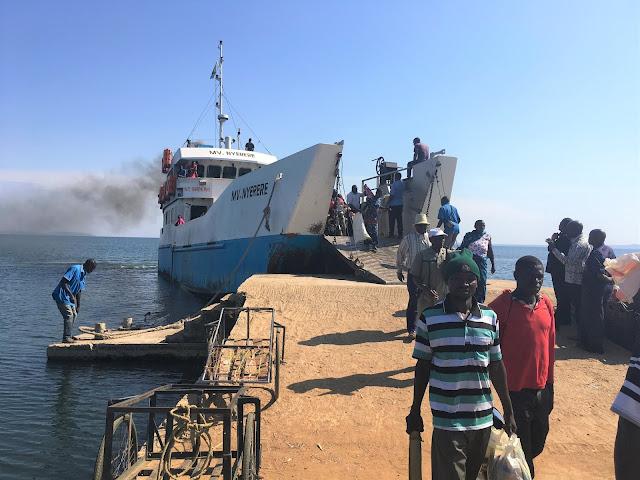 KIVUKO CHA MV.NYERERE CHAZAMA ZIWA VICTORIA