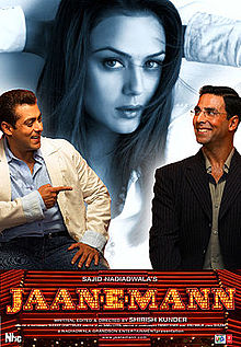 Jaan-E-Mann (2006) in HD
