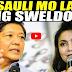 UMAAPOY NA BALITA: LENI KAILANGANG ISAULI LAHAT NG SWELDO PAG NATALO! PANOORIN