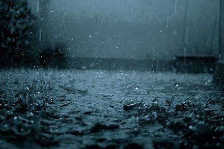 Η βροχή... αλλού