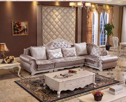11 desain kursi sofa sudut ukir mewah untuk ruang tamu