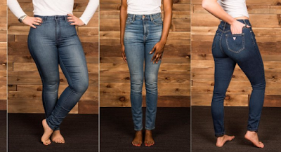 Jeans for Small Women