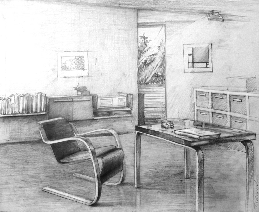 13-Interior-Łukasz-Dębowski-aka-hipiz-Architecture-and-Interior-Design-Drawings-www-designstack-co