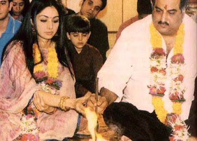 Sridevi Boney Marriage pic