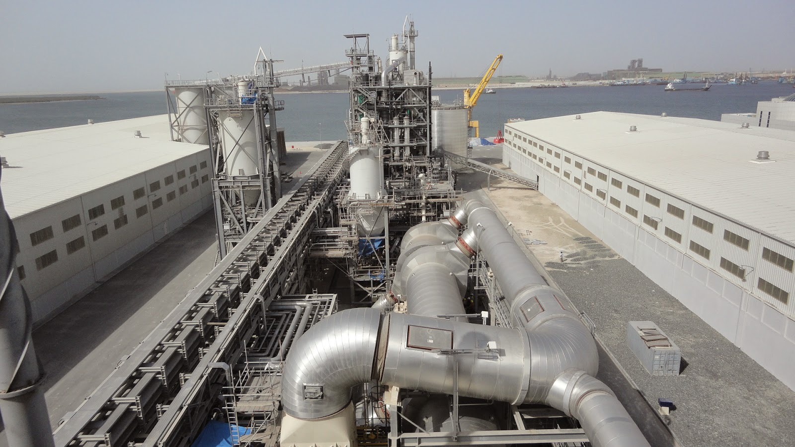 Company News in Egypt: Gulf Fluor Launches Largest Aluminium