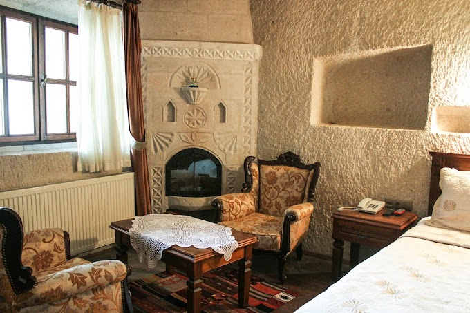 CHECKED IN: Vezir Cave Suites, Cappadocia