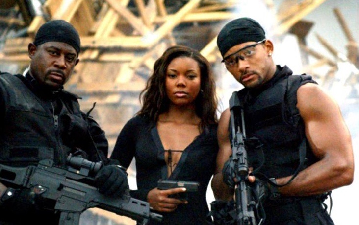 """Gabrielle Union To Star In """"Bad Boys"""" Spinoff Series."""