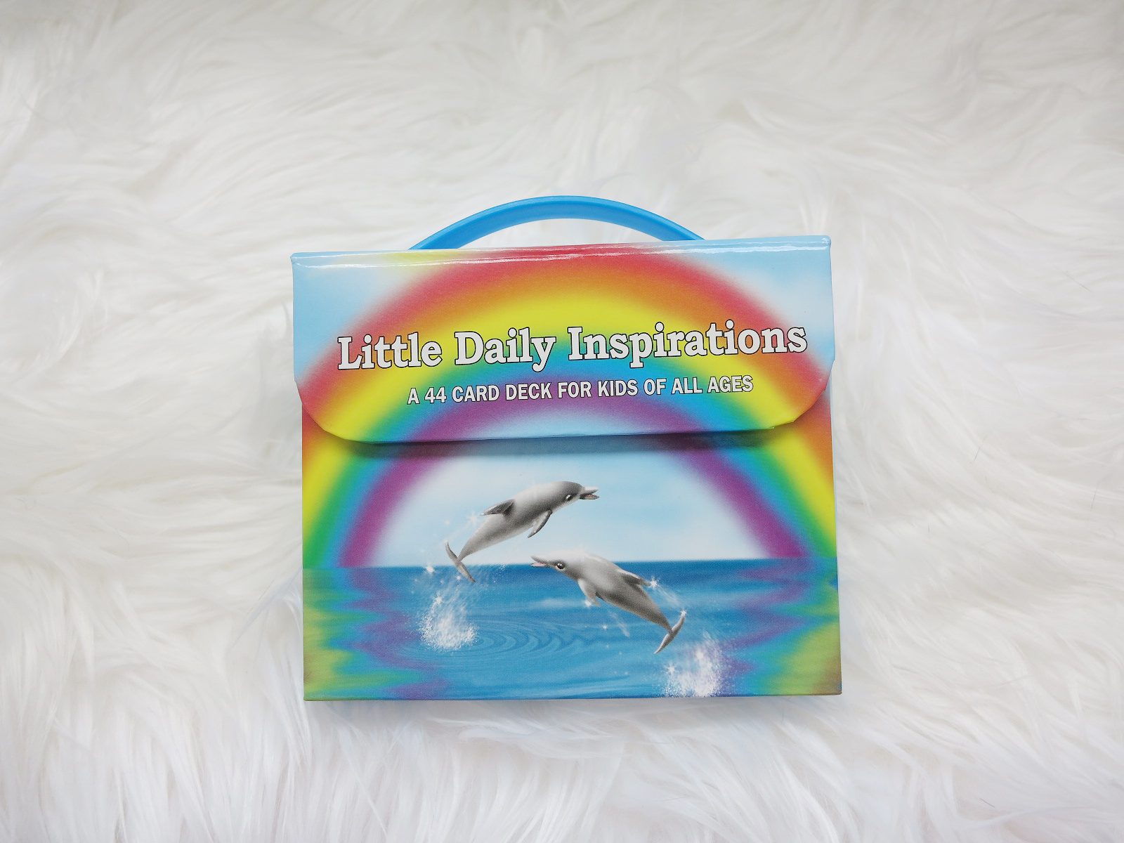 little daily inspirations card deck for kids lynsire cruelty