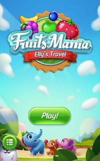 Fruits Mania : Elly's Travel Apk v1.11.1 Mod