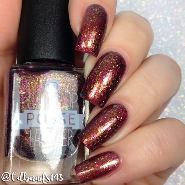 Lollipop Posse Lacquer-The Magician