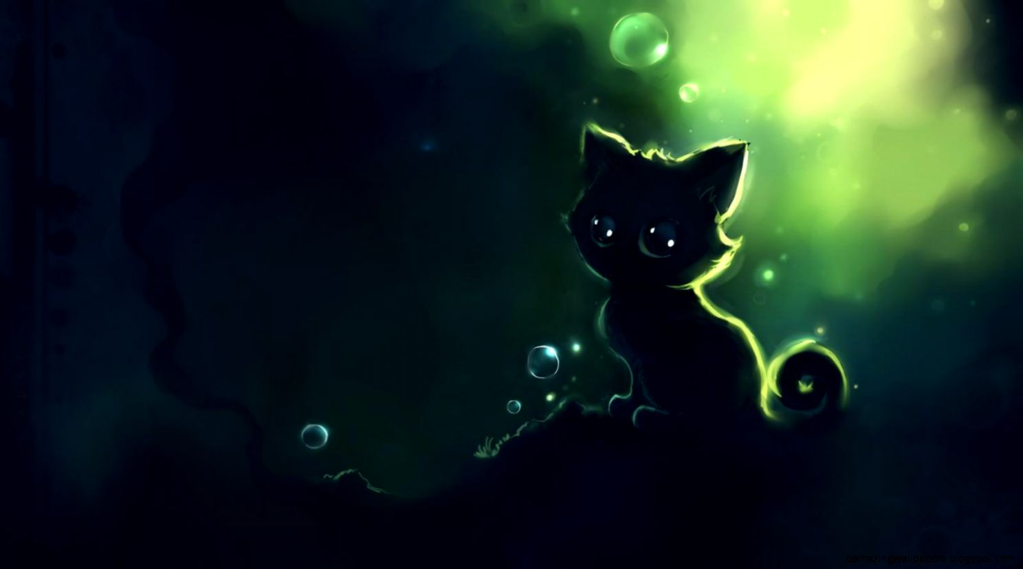 Cute anime kitten wallpaper amazing wallpapers - Anime cat wallpaper ...