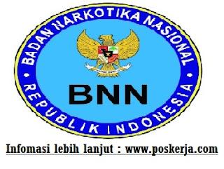 Lowongan kerja Terbaru BNN Juli 2017