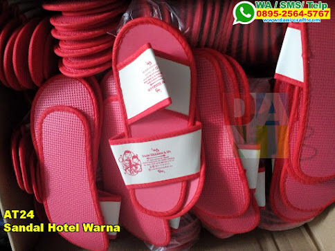 Jual Sandal Hotel Warna