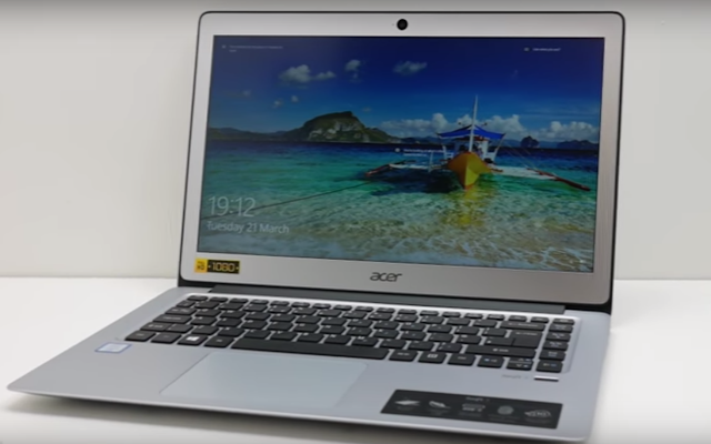 Acer Swift 3 Laptop a great competitor for Macbook pro 13