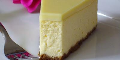 Torta od sira i bijele čokolade