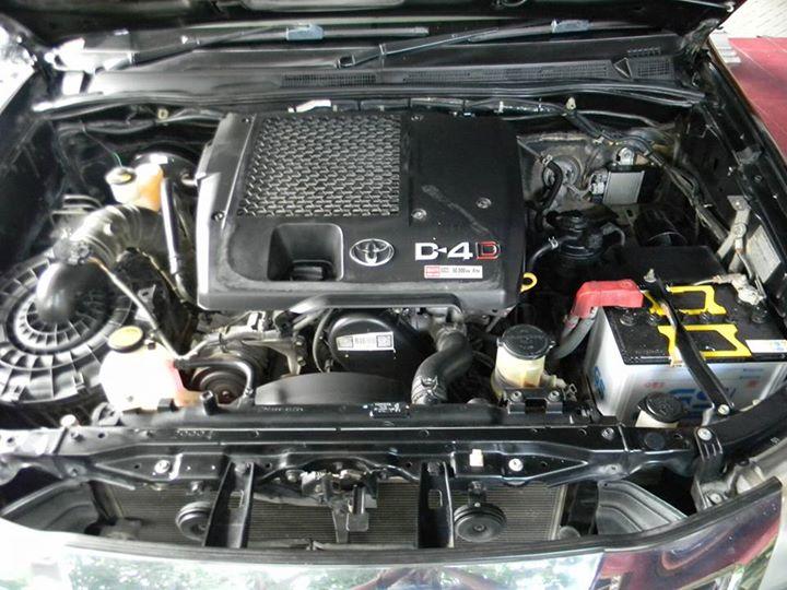 Dijual Toyota Hilux doubel cabin 4×4 tipe G