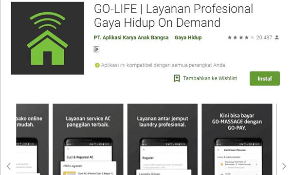 memungkinkan anda order tukan pijat secara online langsung kerumah