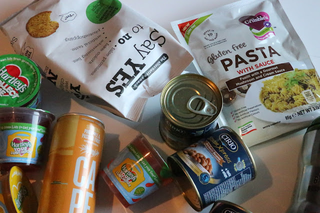 Degustabox UK Food Subscription Box Image