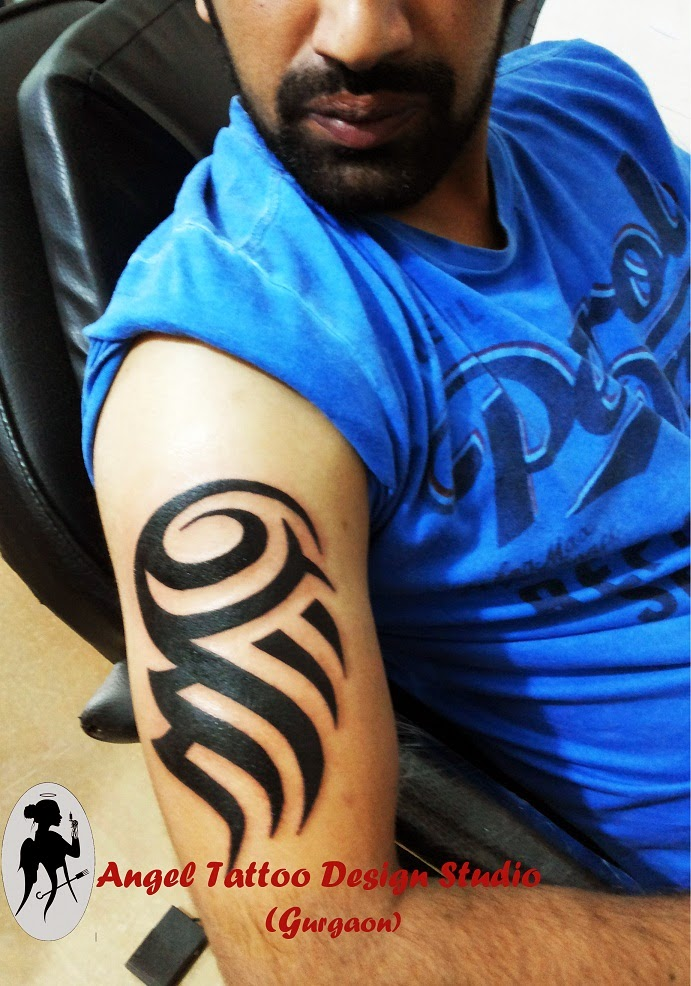 Tribal Tattoo Design, Bicep Tribal Tattoo Design, Tribal Tattoo Designs for Men, Best Tribal Tattoo