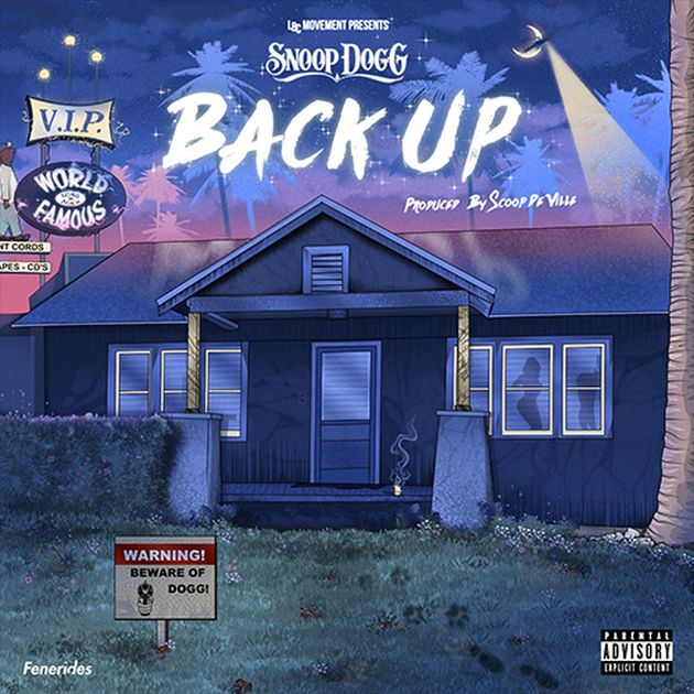 Snoop Dogg - Back Up