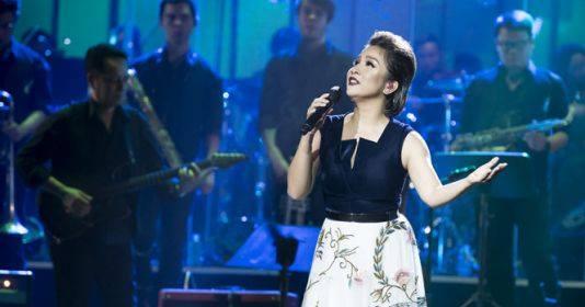 Ca sĩ Mỹ Linh chia sẻ