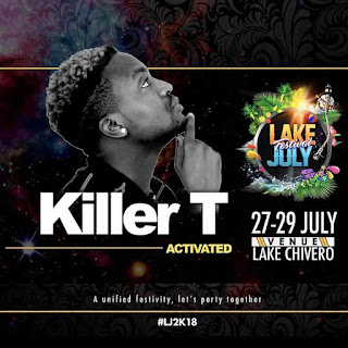 Lake July Festival partners with Corporate Zimbabwe for an all inclusive festival