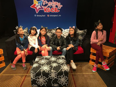 Finalis Bintang Kecil RTM 2017