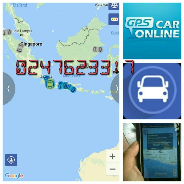 GPS TRACKER KUDUS