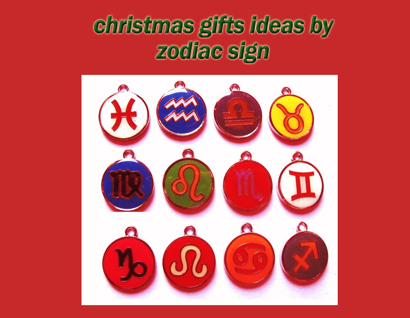 Christmas Presents by Zodiac Sign: