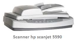 تحميل تعريف سكانر hp scanjet 5590
