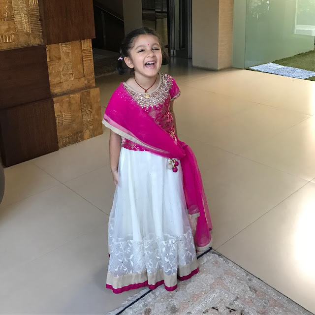 mahesh babu daughter Sitara latest photos