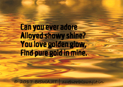GOLDEN LOVE by BISWAJIT