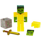 Minecraft Zombie Comic Maker Series 6 Figure