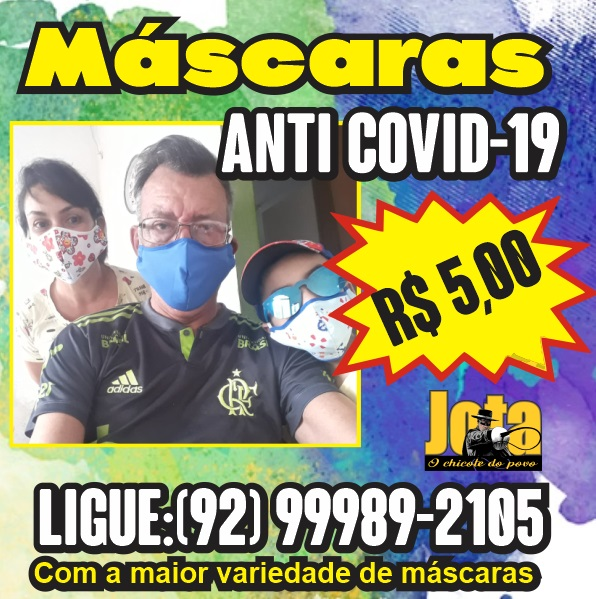 MÁSCARAS ANTI-COVID