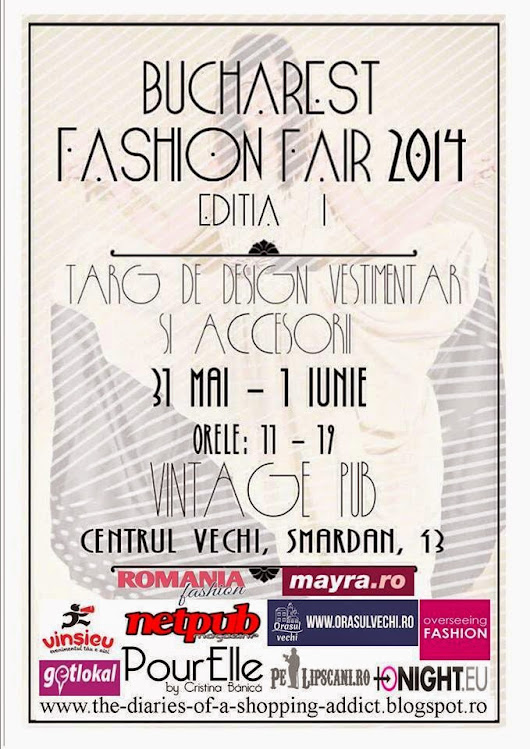 Bucharest Fashion Fair 2014 - Editia I