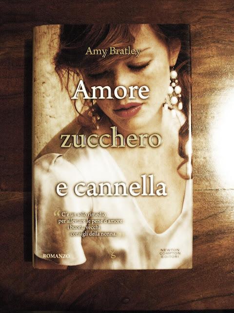 Amy Bratley Amore zucchero e cannella libro