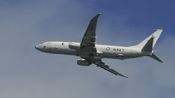 Nga công bố đoạn Video đánh chặn chiếc P-8A Poseidon của Hoa Kỳ